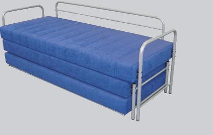 מיטת וידר - שלישיה A