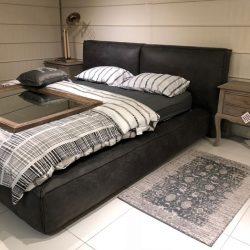 חדר שינה מרופד דגם מוזה